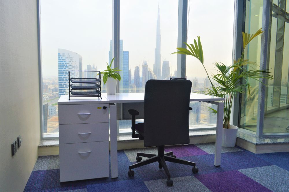 Dedicated Desk for Rent in Dubai