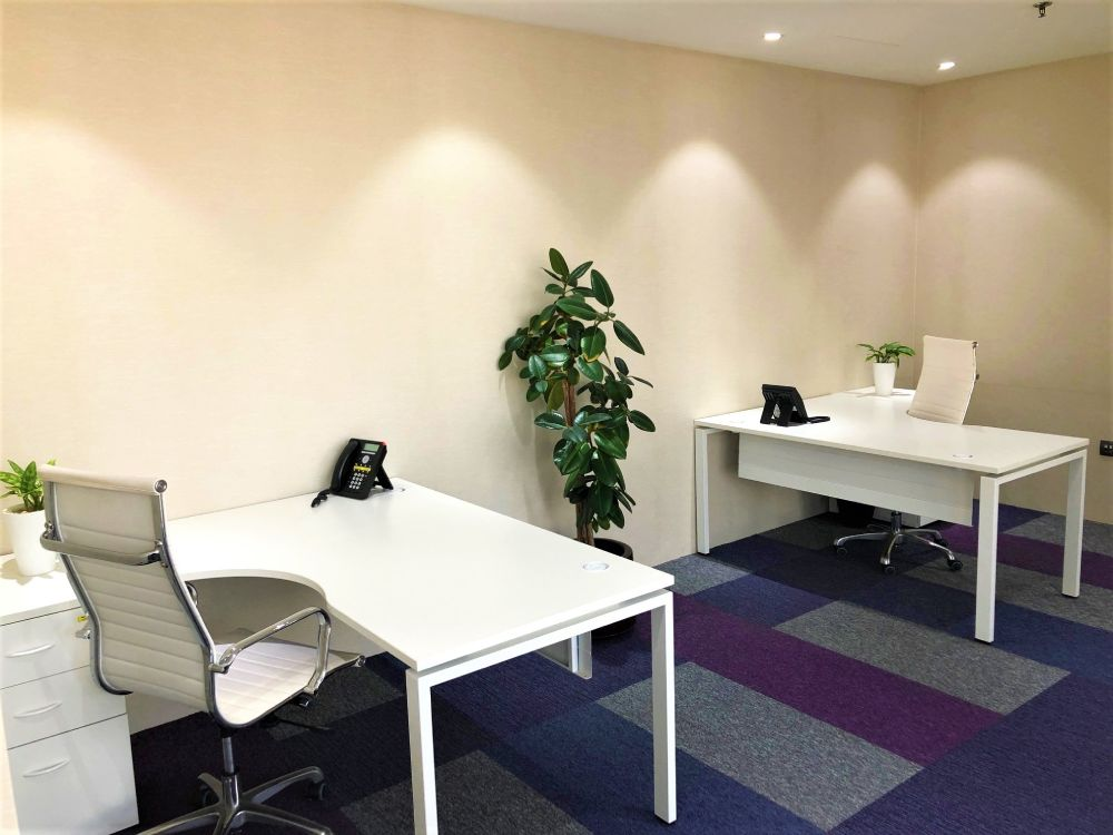 Serviced Virtual Office Space for Rent in Dubai